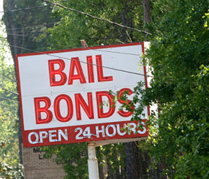 bail bond company